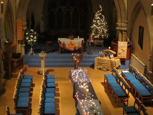 Salisbury URC sanctuary -- Ana Gobledale