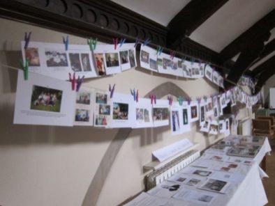 Time Line, 357th Anniversary, Salisbury United Reformed Church