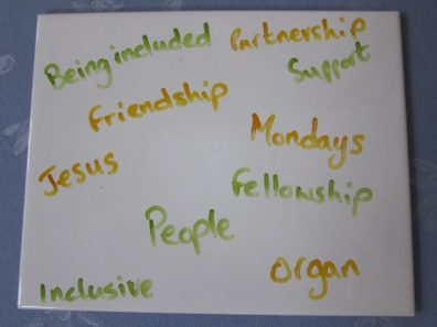 Words of Thanksgiving, 357th Anniversary, Salisbury United Reformed Church (5)