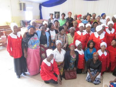 Zambia St John's WCF
