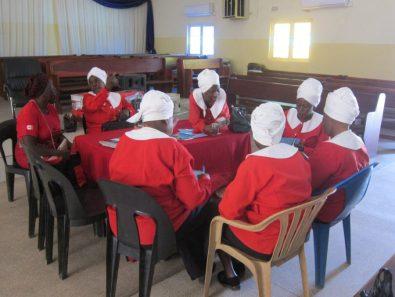 Zambia WCF St Johns - treasurer