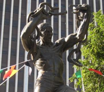 Freedom Statue Lusaka (4) - Copy