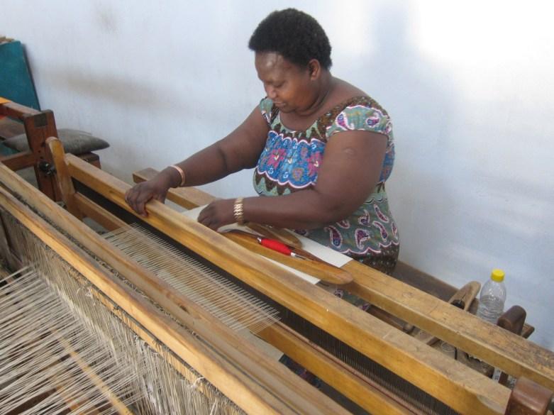 Lusaka, weaver Margaret (10)