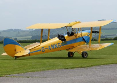 65 - 1930s De Havilland Tiger Moth