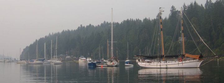 Telegraph Harbour