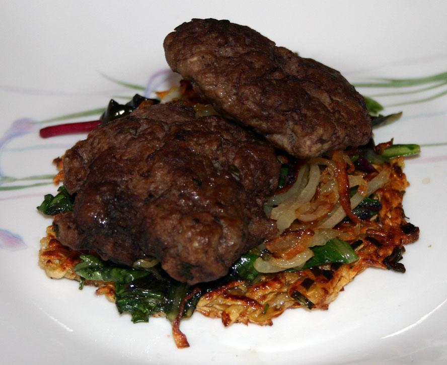 Herbed Beef Sausage Patties - AIP (3/3)
