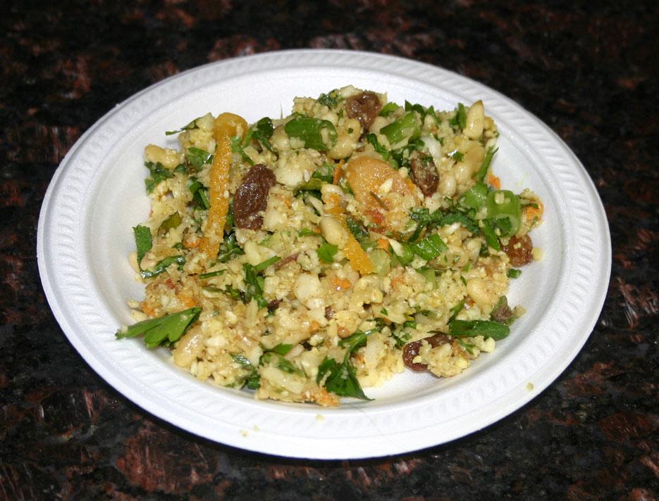 Moroccan Cauliflower