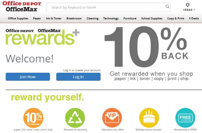 office-depot-rewards-program