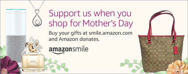 JSES - Amazon Smile Mother's Day 2017