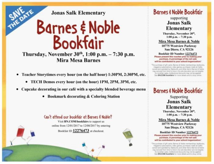 2017.11.30 - STEAM Night - Barnes and Noble