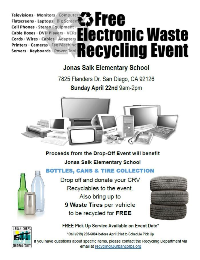 2018.04.22 - Urban Corps Recycling Event FLYER.JPG
