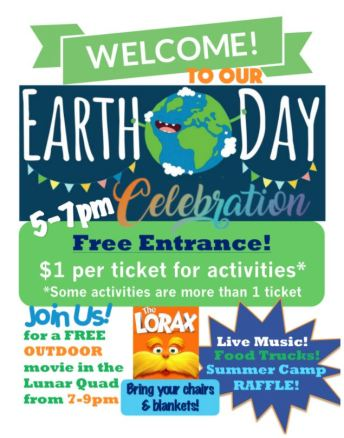 Welcome to Earth Day