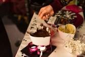 Anton Bergs bjöd på mumsigt choklad-dop!