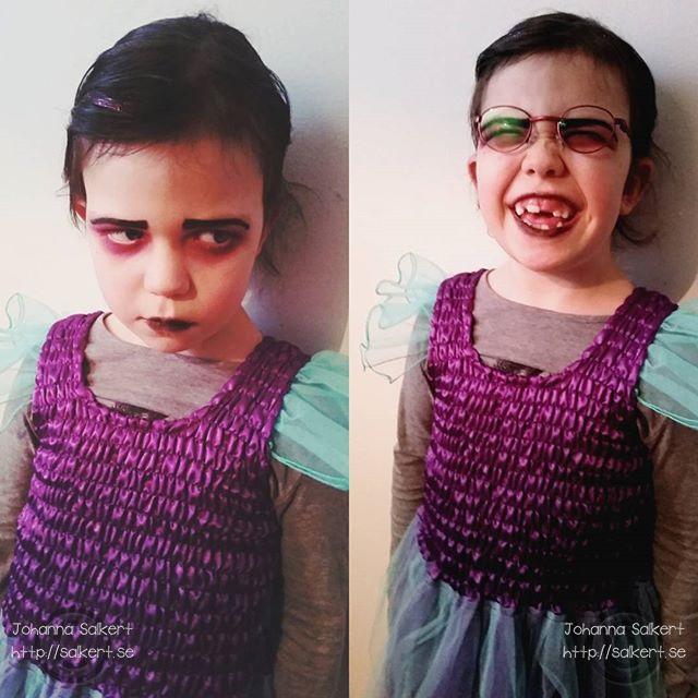 Minna the Witch!
