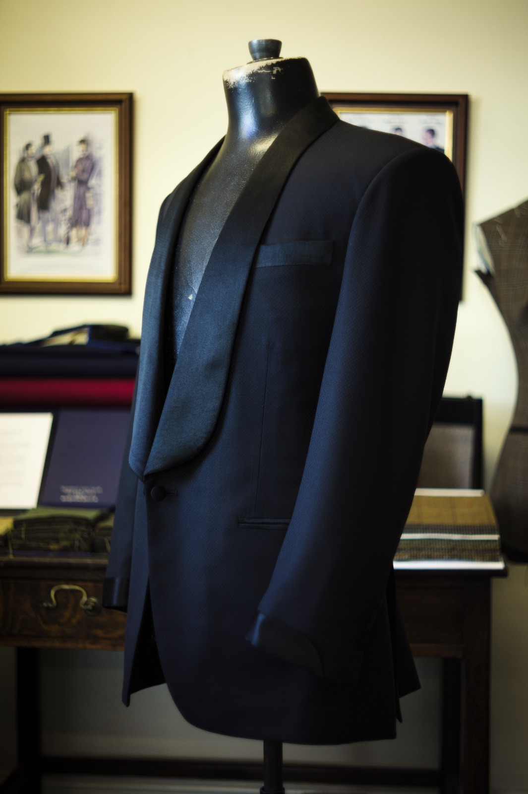 Desmond Merrion Bespoke