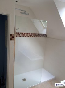 Le Grand Plombier Chauffagiste Rennes - Salle de bains Saint Grégoire - 1