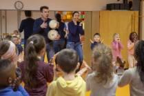 Atelier musique en maternelle