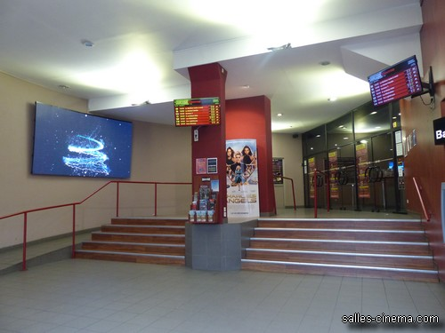 cinema grand ecran a limoges salles