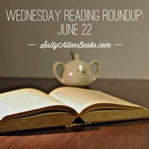 It's time for another Wednesday reading roundup! I have been enjoying this week's reading adventures with A Man Called Ove, Beowulf, and more...