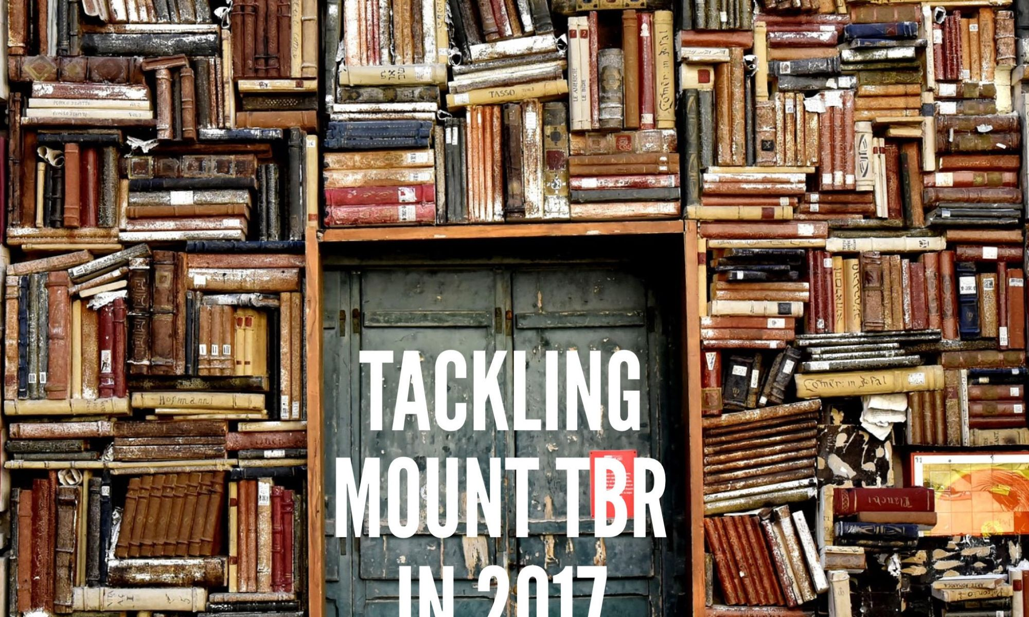 Tackling Mount TBR in 2017