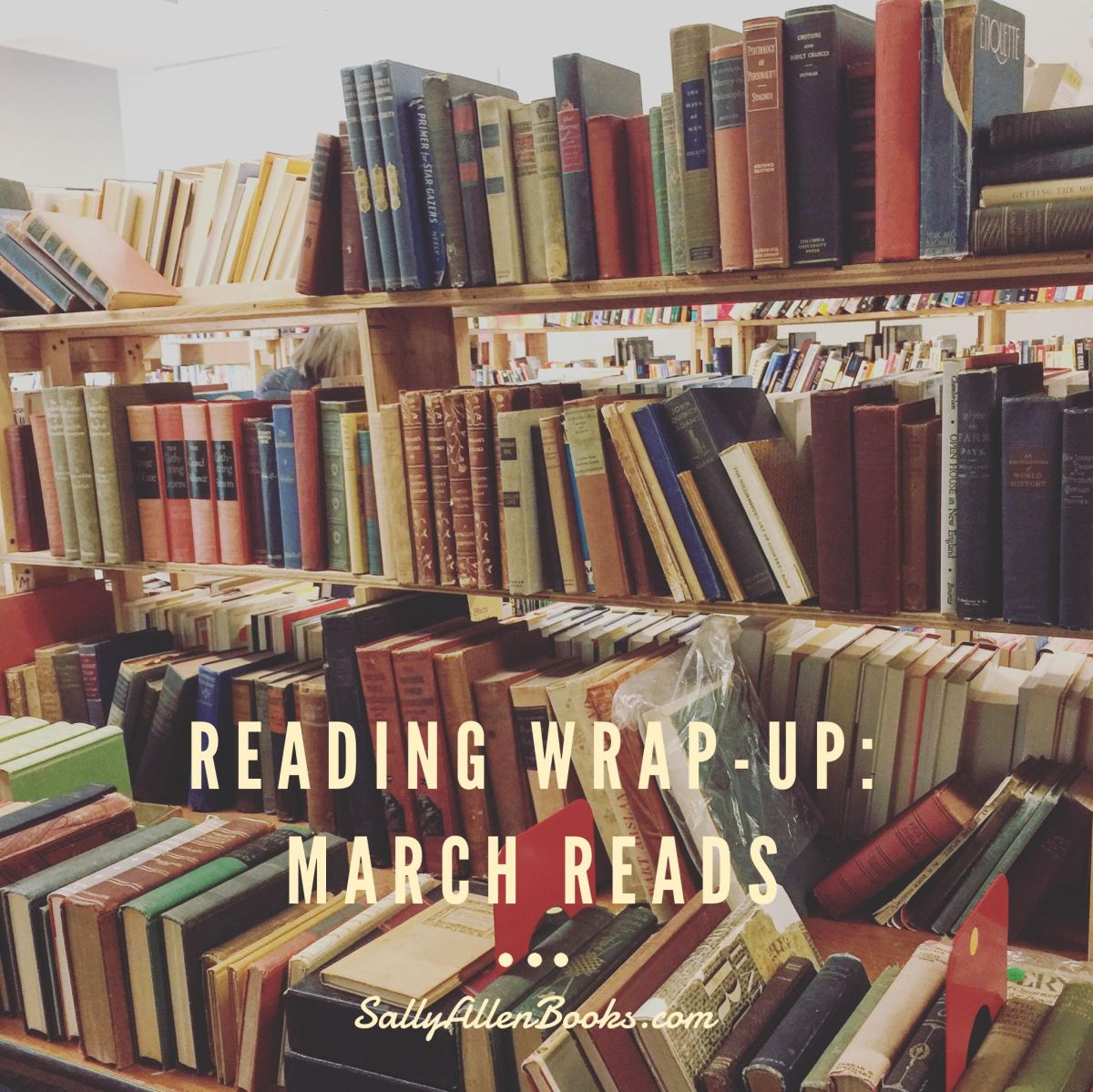 Reading Wrap-Up: March Reads