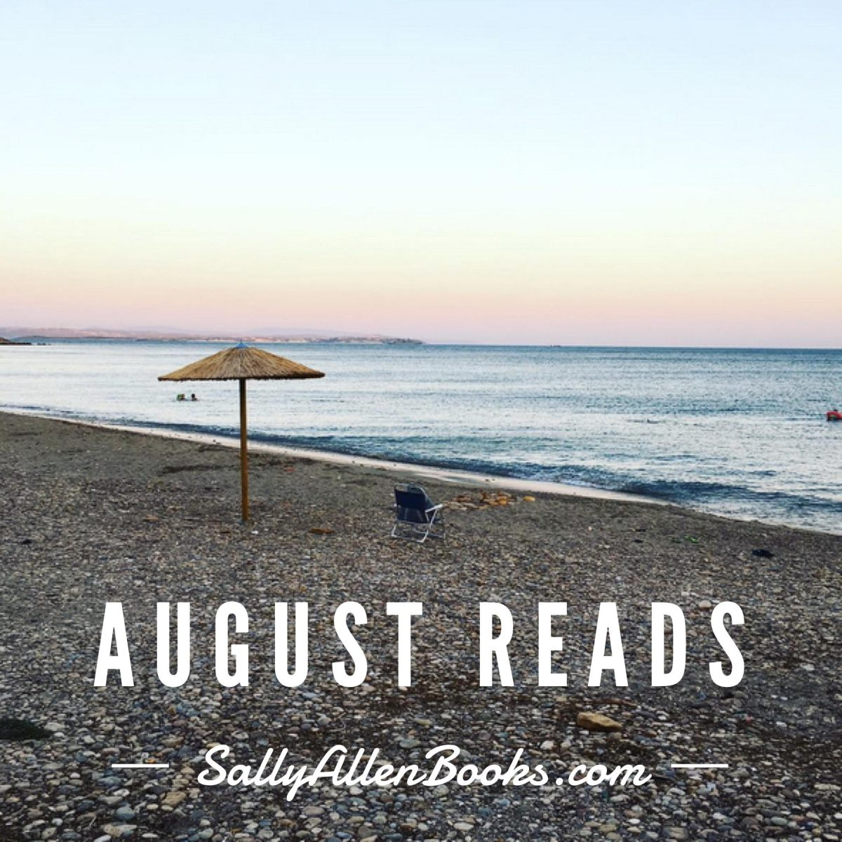 Reading wrap-up: August reads
