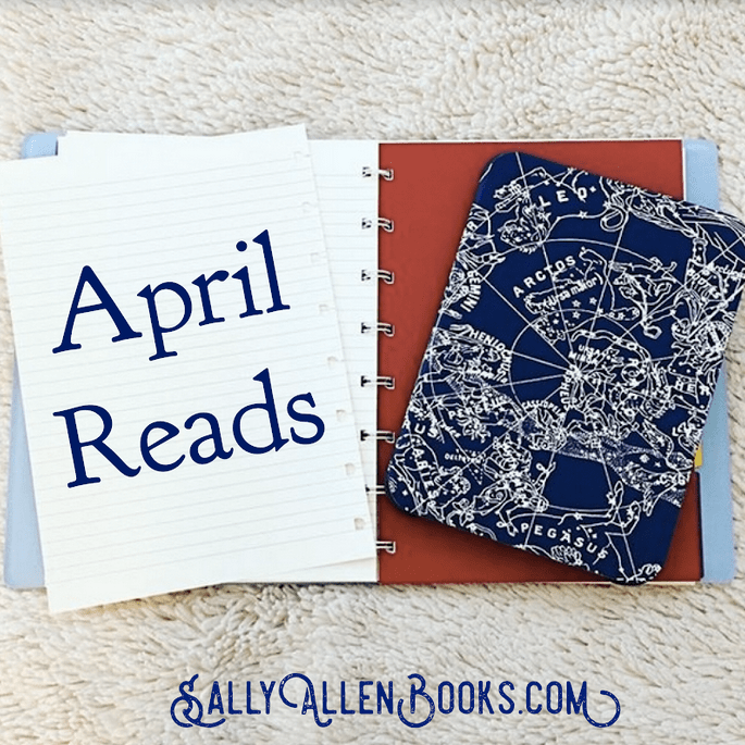 Hesiod's Theogony and more April reads