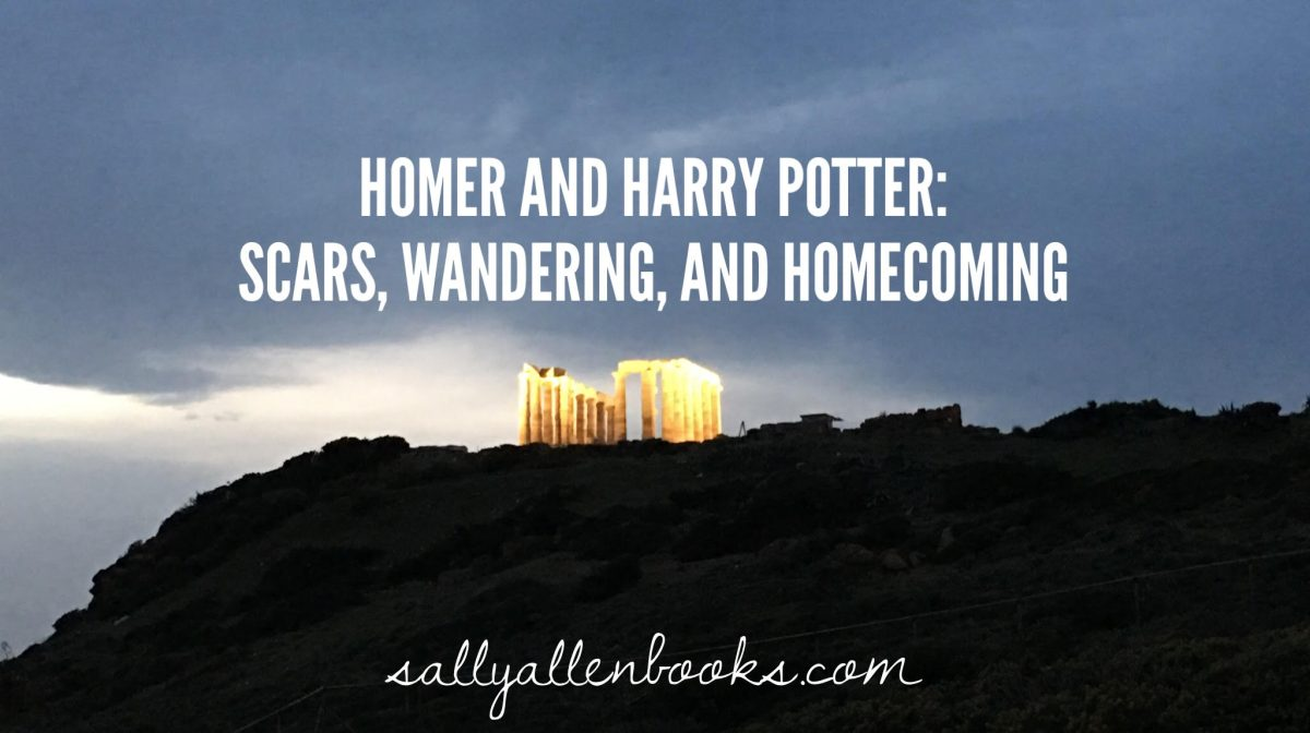 Scars, Wandering, and Homecoming in Homer and Harry Potter