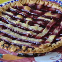 Morello Cherry Pie