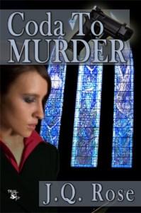 Cover Art for Coda to Murder