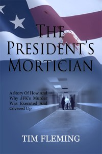 The President's Mortician book cover