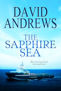The Sapphire Sea Cover Art
