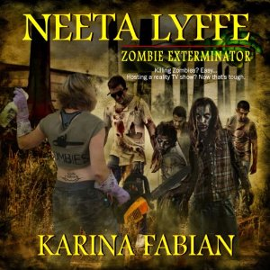 Neeta Lyffe Book One cover art