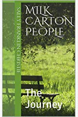 green cover art for Milk Carton People