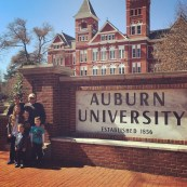 Auburn, obviously