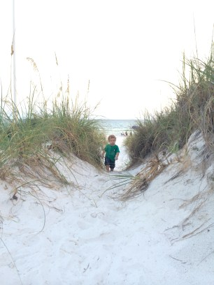 Sand dune exploration
