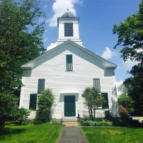 First Congregational Church, Kittery Point, ME, est. 1714