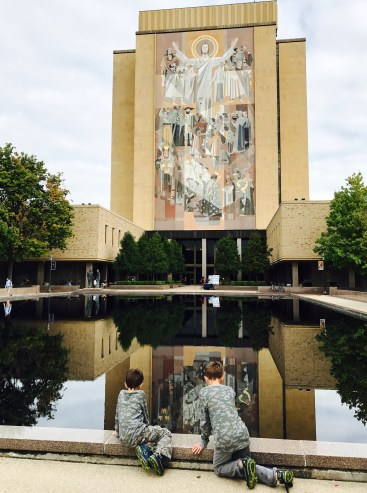 University of Notre Dame, South Bend, Indiana