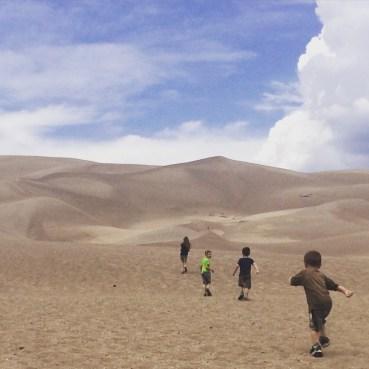 Great Sand Dunes Park