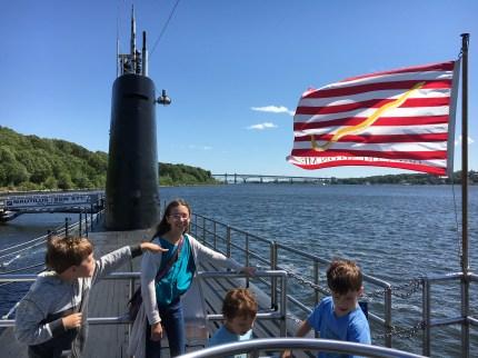Nautilus-1st Nuclear Sub
