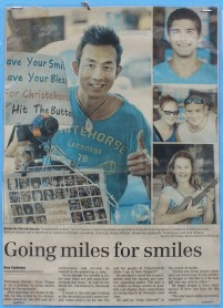 Miles for Smiles 1