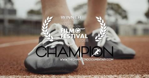 Annual Copenhagen Film Festival Best Trailer Winner