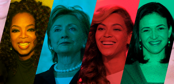 World's most powerful women