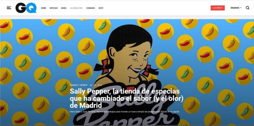 Sally Pepper-Spices-Tienda-Especias-salsas picantes-chiles-Madrid-reportaje-revista-GQ-1300 x 642