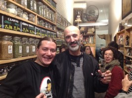 Sally Pepper-Spices-Tienda-Especias-salsas picantes-chiles-Madrid-tercer-aniversario-2 febrero-2019