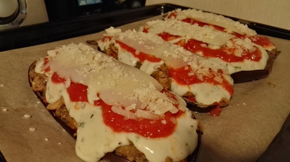 sally pepper-spices-tienda-especias-chiles-salsas picantes-madrid-berenjenas-con-soja texturizada-cubrir-tomate-bechamel-queso