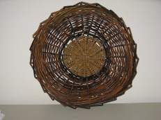 large willow platter