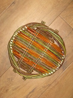 Willow Catalan tension plattter