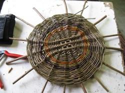 base of willow skib basket