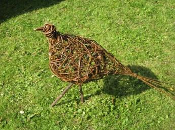 willow bird random weave